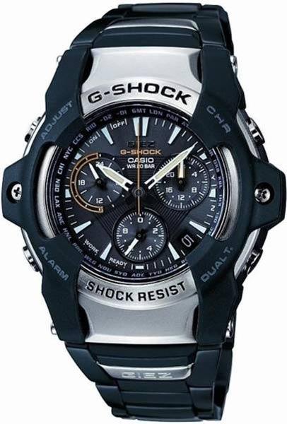 Casio G-Shock Atomic Solar Giez Mens Watch GS1000D-1A