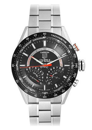 TAG Heuer Carrera Calibre S Laptimer Mens Watch CV7A10.BA0795