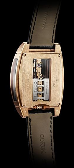 corum golden bridge back